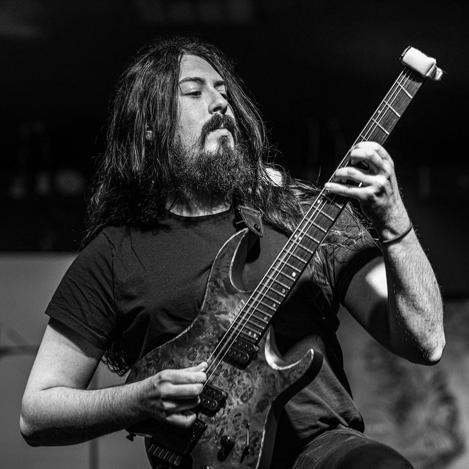 Temple Of Shred testimonials, Guitarist Mentorship Program: Zack T. on stage